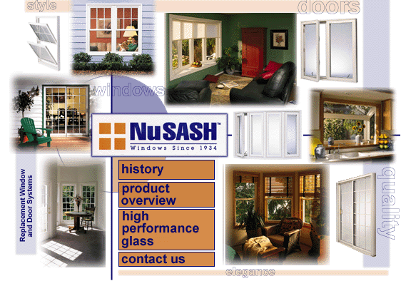 With Nu Sash You Re Getting High Quality Energy Efficient Windows That Require Little Maintenance Make Good Economic Sense Too